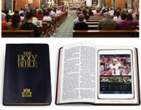 NFL DIRECT TV / BIBLE
