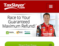 TaxSlayer Mobile Site
