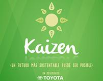 Movimiento Kaizen TOYOTA (Proyecto Título)