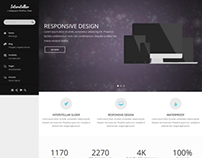 Interstellar - A Resposive Multi-Purpose Theme