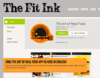 The Fit Ink Website
