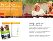 FamilySearch My Family Campaign Page