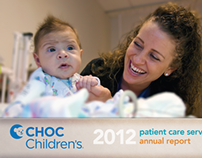 CHOC Patient Care Services Report Booklet