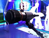 Studio For TV