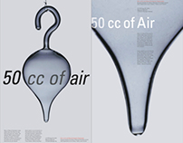 Marcel Duchamp's 50 cc of Air