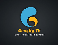( Gençlig TV ) channel identity