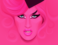 Portrait of Adore Delano