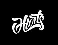 Custom Lettering & Logo