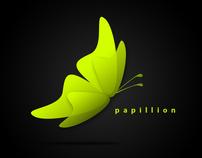 Papillion Logo