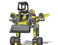 LEGO Designs: Destroyer