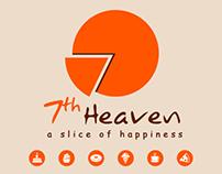 7th Heaven Logo Design