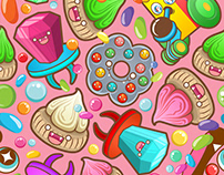 Candylicious Fabrics