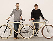 Modélisation 3D  d'un vélo