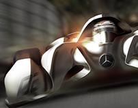 Mercedes-Benz Giuseppe F1