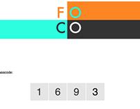 FOCO app