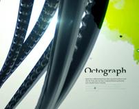 Octograph - C4D tentacles