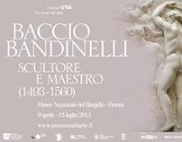 BACCIO BANDINELLI – SCULTORE E MAESTRO
