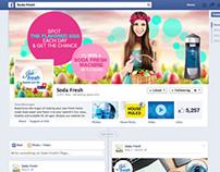 Soda Fresh - facebook page
