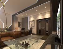 basement bedroom in ksa