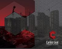 Rebrand - Carlos Leal Engenheiros Consultores