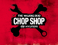 Case Study MoGraph | The Walking Dead Chop Shop App