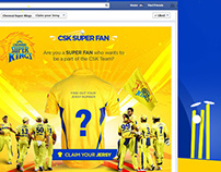 Chennai Super Kings - Pitch