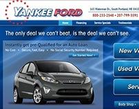 Yankee Ford - CTA