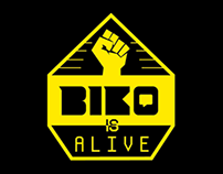 BIKO IS ALIVE