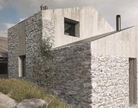 Savioz Fabrizzi Architectes Maison transformation
