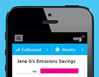 NRG Clean Power Advisor: iPhone App