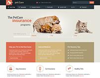 Petcare - Responsive Joomla Template