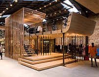 HOSPITAL concept store