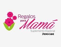 Logotipos para suplementos de Prensa Libre