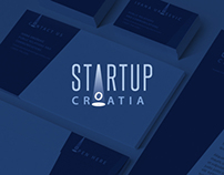 Startup Croatia - Visual Identity