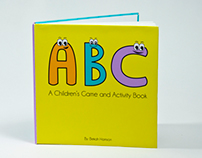 ABC A Children's Game and Activity Book