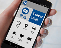 Interaction // First Baptist Belton App