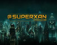 Superxan's Twitter Header