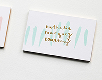 Nathalie Marquez Courtney Branding
