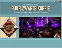 Zwarte Koffie Amsterdam