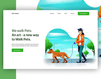Pets Walking