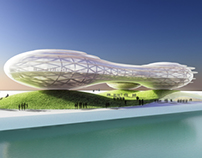 Yeosu  Ocean Thematic Pavillion Competition