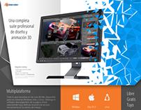 Folleto Blender Foundation