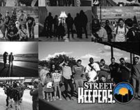 Street Keepers Postcard.