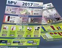 Cricket Product Catalogue