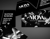 MOVA BRASIL | Branding