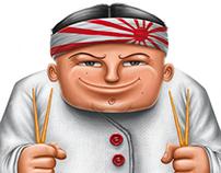 El japones Chan