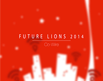 Co-Wire | Future Lions 2014