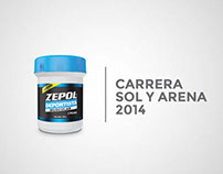 Zepol Deportista, Carrera Sol y Arena