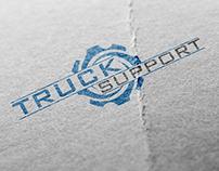 Logo Design for Truck-Support