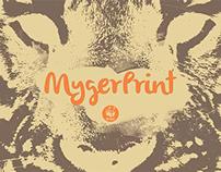 MygerPrint • The WWF